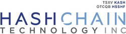 Hashchain Technology Inc.