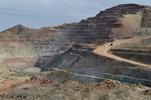 Bisha Main Pit North Showing High Wall