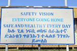 Bisha Safety Motto