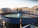 Commissioning of the Pre Leach Thickener