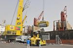 Rotainer Ship Loading 3 June 2014