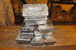 Silver rich dore ready for shipment may 6 2012