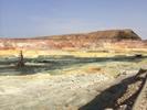 South Bisha Pit Looking NW Aug 2014