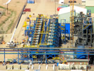 Agitator Installation Progresses Zn Con Flotation Area Jul 2015