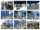 Pipe Installation Overview Concentrate Thickener Flotation ISAMILL Nov 2015