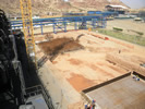 Zinc Flotation Area Civil Works II Oct 2014