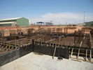 Zinc Flotation Area Foundations and Footings Oct 2014